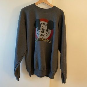 Mickey Mouse club sweatshirt